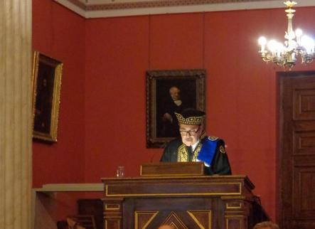 Jaume Pont, doctor 'honoris causa' a Grècia
