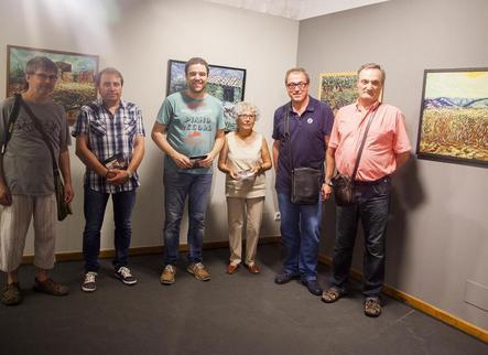 Exposició dedicada a Josep Maria Miró al museu de Tàrrega
