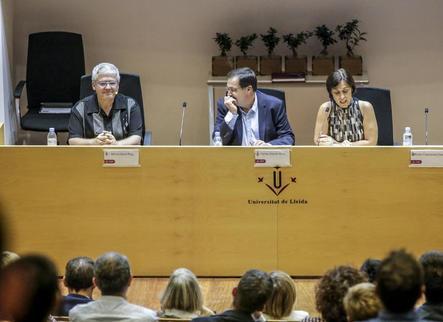 Màrius Serra anima a Lleida a verbalitzar la discapacitat