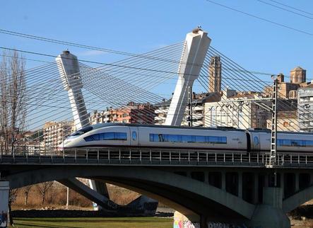 L'AVE compleix 15 anys a Lleida amb un total de 12,5 milions de viatgers