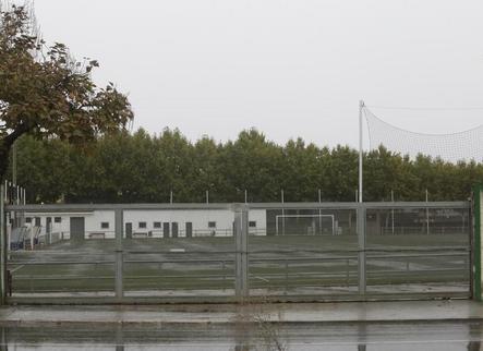 La pluja només va suspendre onze partits a Lleida