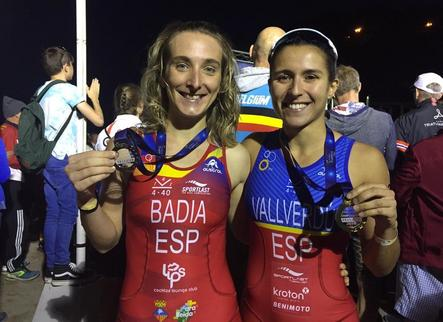 Més medalles per a Lleida als Europeus d'Eivissa