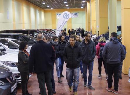 Autotardor de Mollerussa confia superar el centenar de cotxes venuts