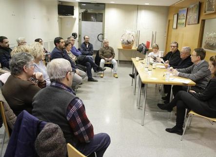 Els veïns de Jaume I reclamen més seguretat