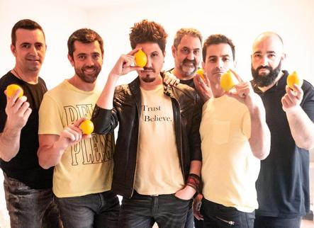 EnZel publica divendres el segon disc, 'Mel i llimó'
