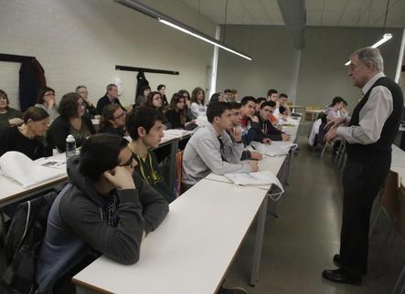 La Universitat celebra el Dissabte de les Matemàtiques