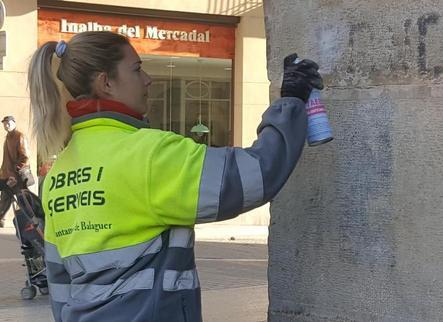 Balaguer, sense símbols franquistes ni carrers que enalteixin la dictadura