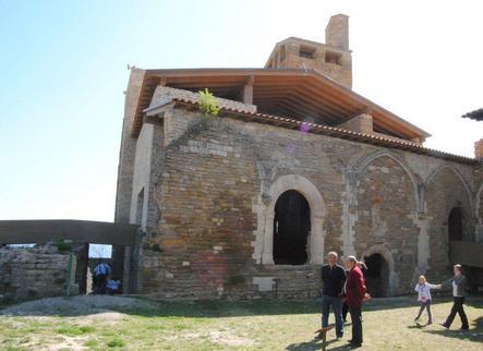 Àger busca guies turístics per mostrar la col·legiata de Sant Pere