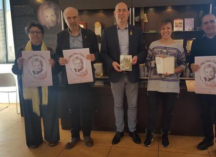 Balaguer homenatjarà Teresa Pàmies amb un muntatge teatral