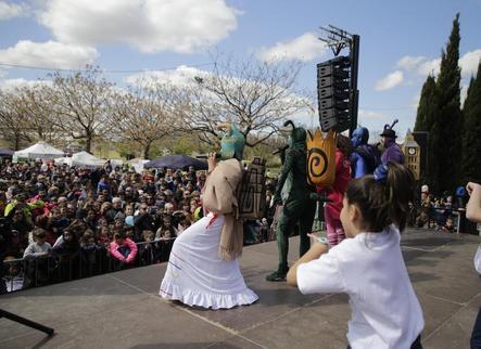 Festa de Primavera del Club Banyetes, solidària amb Afanoc