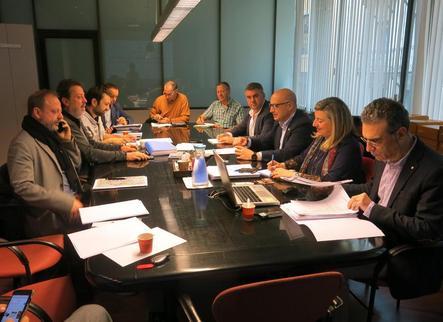 Només el PSC dóna suport al POUM a la comissió i Cs i PP s'abstenen