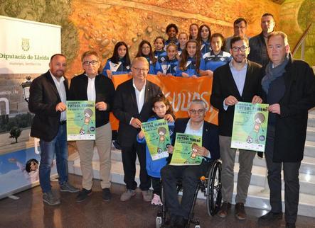 La Catalana busca una nova fornada de nenes futbolistes