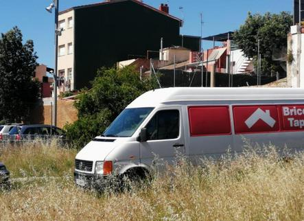 Recuperen la furgoneta que van robar a Acudam