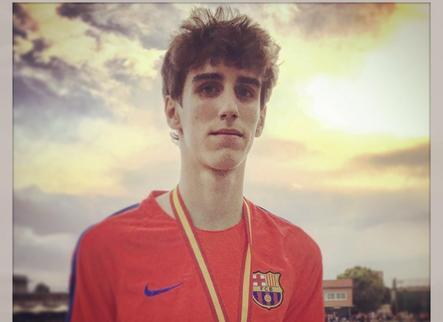 Bernat Erta, sisè a 400 metres de l'Europeu sub-18