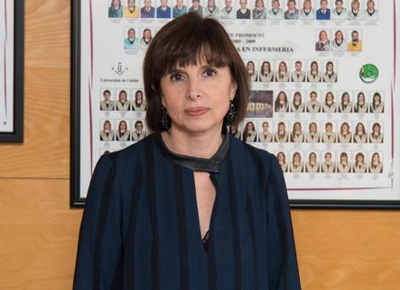 Judith Roca, nova degana d'Infermeria i Fisioteràpia