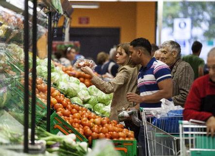 Cada lleidatà gasta a l'any més de 1.600 € de mitjana en alimentació