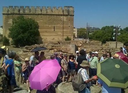 Les visites fins al maig al Castell dels Templers han crescut un 52%