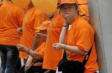Marea taronja per la igualtat