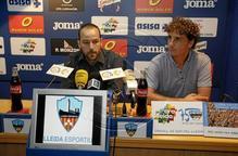 El Lleida escull avui el seu 'cervell' entre dos opcions