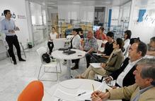 Promouen la internacionalització entre les empreses del tercer sector de Lleida