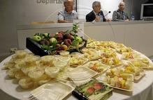 La campanya 'Aquí sí' promocionarà la fruita en disset restaurants de Lleida
