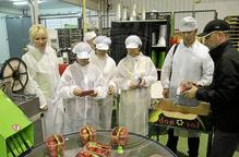 Negociacions amb la Xina perquè s'obri a la fruita de Lleida