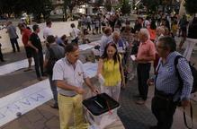 La Paeria pretén reconstruir els fets de l'1 O a partir de testimonis de la ciutadania