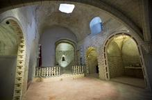 Montfalcó obre al públic l'església medieval diumenge