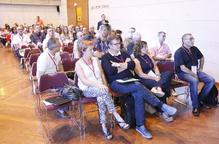 Primera fusió a Lleida de dos federacions de la UGT