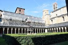 La millora de la catedral de la Seu d'Urgell, a l'equador