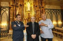 L'Acadèmia Mariana restaura el seu retaule gràcies als fidels