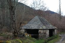 Aran recupera el safareig d'Es Bòrdes com a atractiu turístic