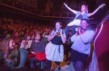 Joves actors de Tàrrega i Cervera omplen el Teatre Ateneu