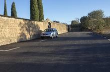 Puigverd d'Agramunt rehabilita l'accés al cementiri