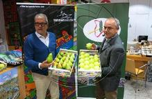 Acord entre Turisme de Lleida i JARC per la promoció de la fruita de Lleida