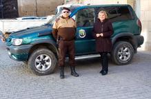 Baixen un 90 per cent els delictes rurals a Almenar per la vigilància