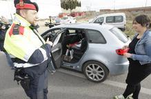 El 12% dels morts a la carretera, sense cinturó o casc