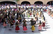 Fins a 105 parelles en el tradicional Ball Cerdà a La Seu d'Urgell