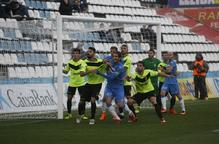 El Lleida busca un nou davanter