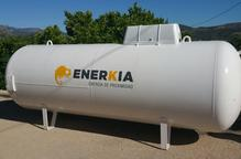 La fallida d'una firma deixa tres-centes famílies sense connexió de gas