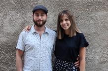 """Joan Blau i Edvrne presenten """"temps i espai"""" una cançó d'amor impossible."""