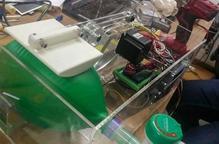 Impressora 3D per fabricar material sanitari a Térmens