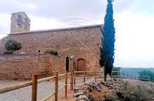 Famílies de Vilanova de l'Aguda s'uneixen per tal de millorar l'entorn d'una ermita
