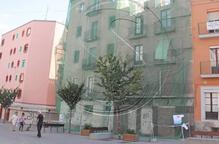 Veïns del Centre Històric demanen més celeritat en la demolició de 4 edificis