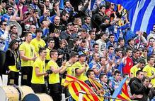 """""""El primer gol, la grada"""""""