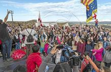 Cantata al Tricentenari a Lleida