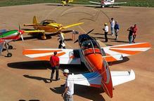 Alfés tanca amb èxit el ral·li d'acrobàcies aèries