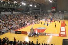 El Força Lleida espera 4.000 espectadors en la seua estrena