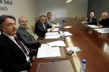 Aprovació definitiva del consorci sanitari a començaments del 2015