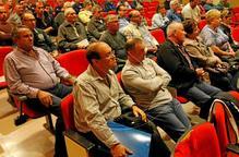 Els afectats per la sentència de l'AVE confien a cobrar en un mes